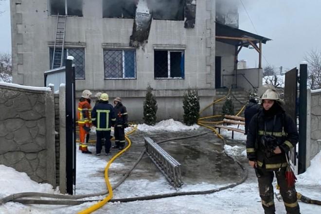 Пожежа в Харкові: поліція знає причини, урядовці вилетіли з'ясовувати обставини