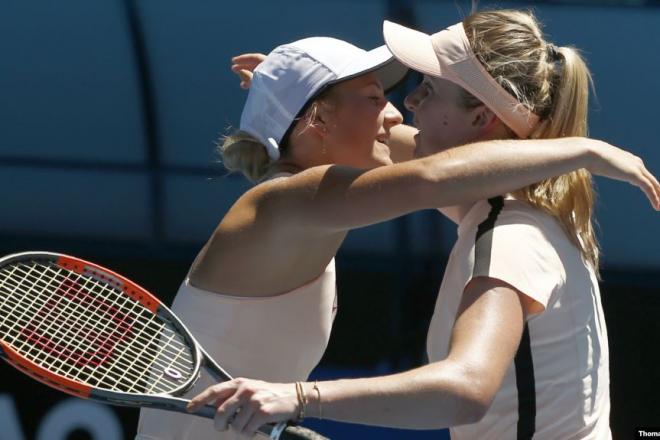 Українські тенісистки підкорюють ОАЕ. Світоліна та Костюк виходять в 1/8 фіналу WTA500