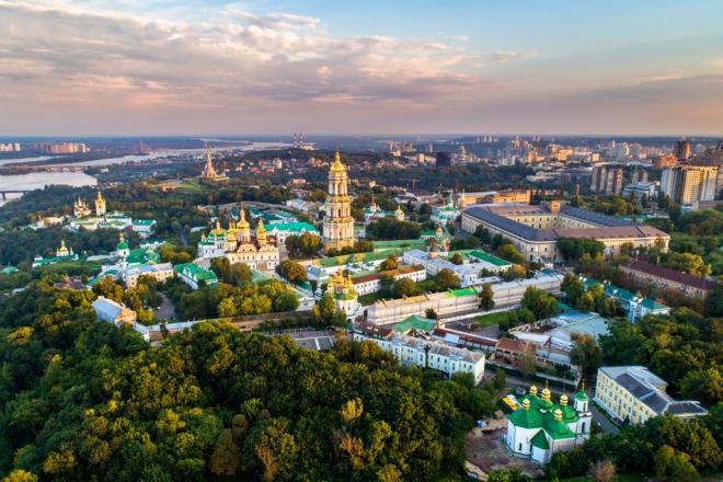 Київ потрапив у ТОП-100 найзеленіших міст світу