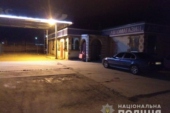 На Київщині зухвалець пограбував заправку на 33 тис. грн