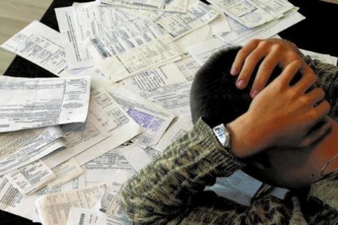 Борги українців за комунальні послуги перевищують 75 млрд грн
