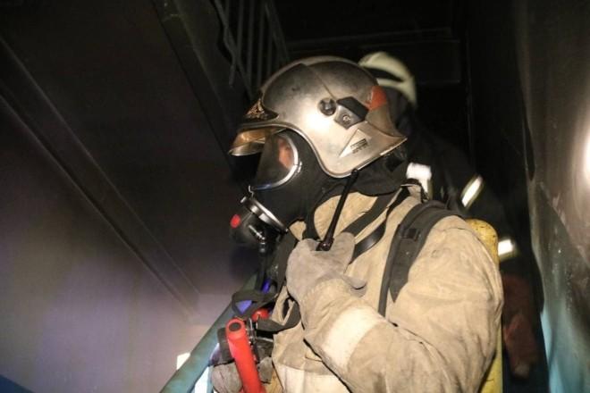 Пожежа на вул. Полковій – одну людину врятували