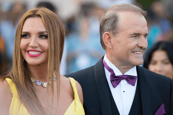 РНБО запровадила санкції до Медведчука і його дружини