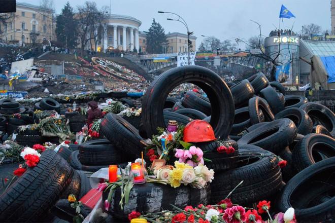 20 лютого – День Героїв Небесної сотні. Україна схиляє голову, вшановуючи пам'ять про Воїнів Світла