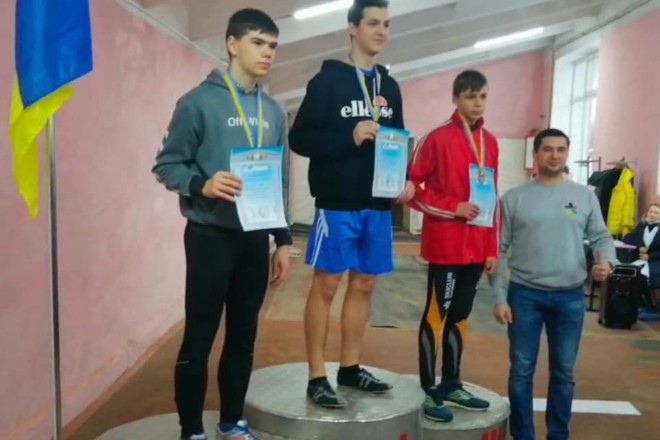 У Білій Церкві вже готують молодих українців до відбору на всеукраїнських змаганнях з легкої атлетики