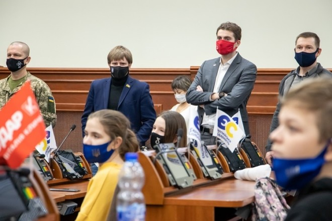 Київрада збереться 31 серпня — Бондаренко