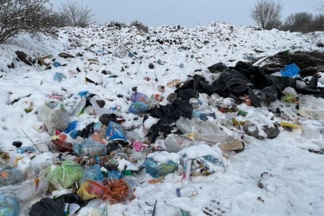 Екоцид на Київщині. Полігон біля Згурівки завалили небезпечними відходами