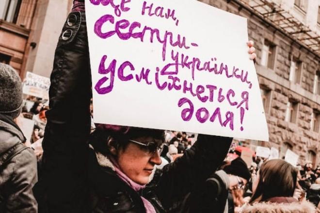 У пандемії жіноче обличчя. У столиці пройде Марш жінок