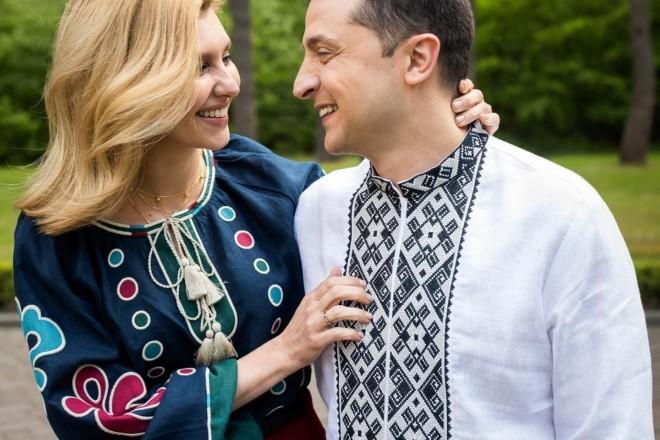 День закоханих подружжя Зеленських проведе в теплих краях