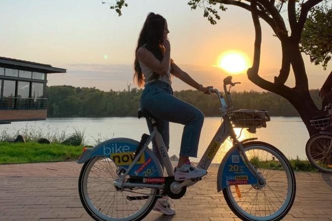 Велосипед на прокат: станції BikeNow з'являться за межами Києва