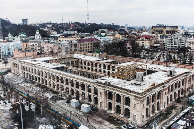 Змагання за культурну спадщину Києва – ще 64 об'єкти планують охороняти