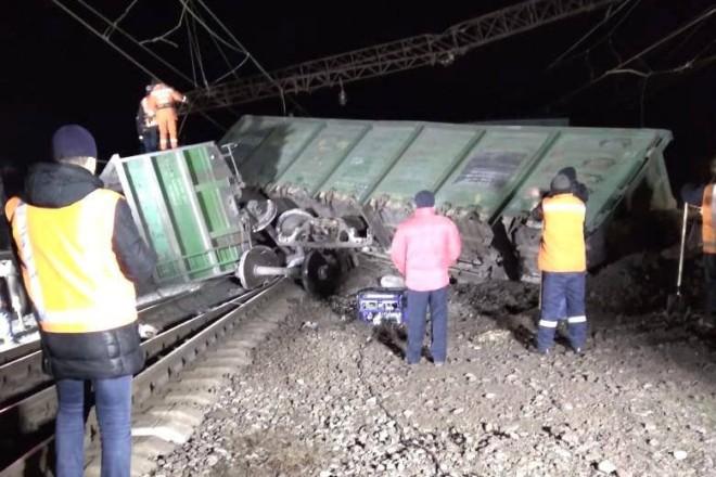 Аварія в Укрзалізниці: потяги на Київ йдуть із запізненням