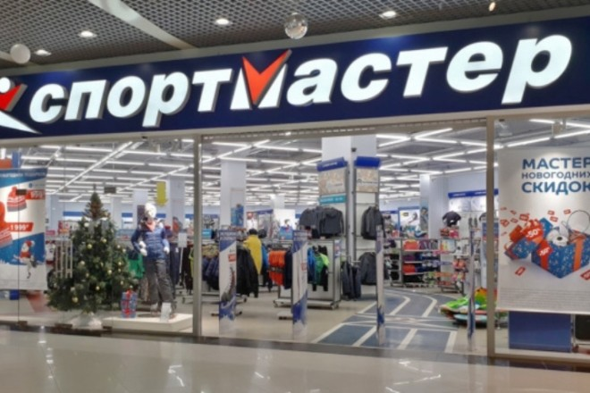 Магазини «Спортмастер» потрапили під санкції. Але в Києві працюють