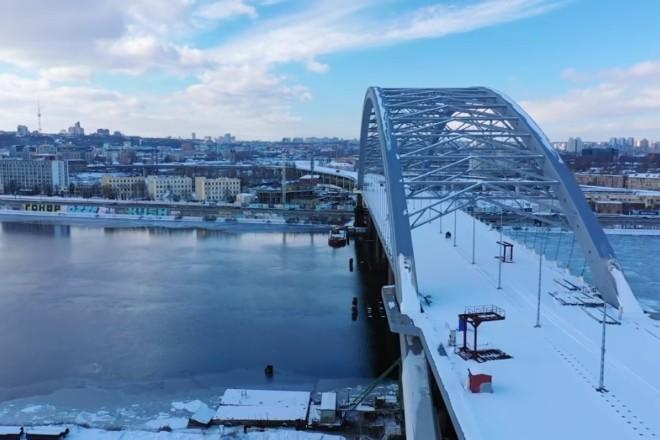 Кличко відповів «Укравтодору» щодо передачі Подільсько-Воскресенського мосту