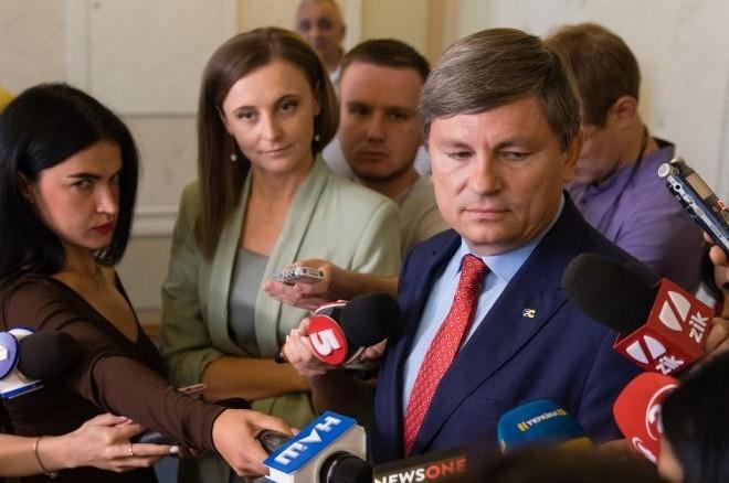 Друг дитинства Зеленського перетворив СБУ на кримінальний анклав, – Герасимов