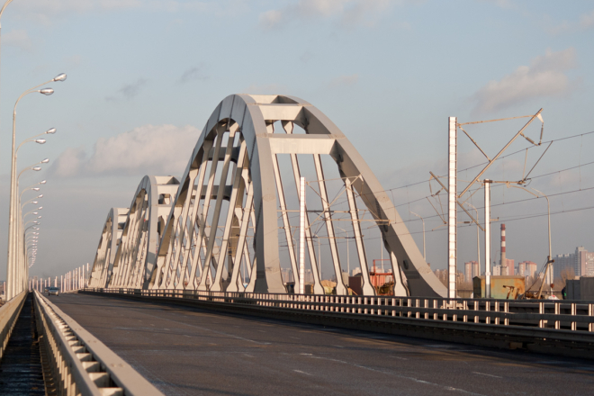 """""""Не вставляйте палки в колеса"""" – Кличко про ситуацію з Дарницьким мостом"""