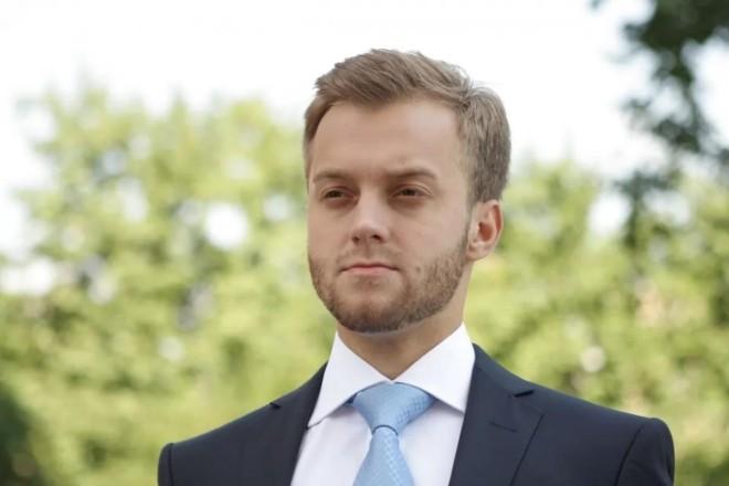 Усов Костянтин Глібович