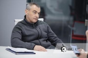 Генерал-лейтенант Віктор Кононенко: Київ завжди в зоні ризику, а наше завдання – зробити його безпечним для киян