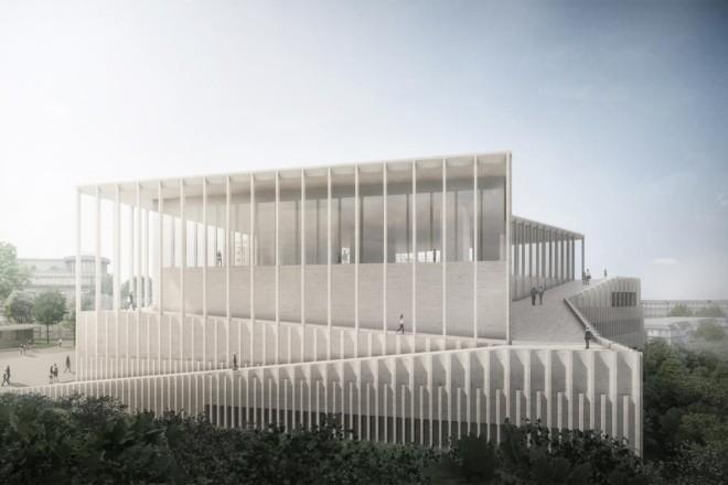 Мінкульт показав проєкт Музею Революції Гідності (ФОТО)