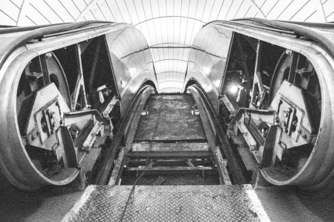 На станції «Лук'янівська» стартує капремонт ескалаторів – скільки триватиме