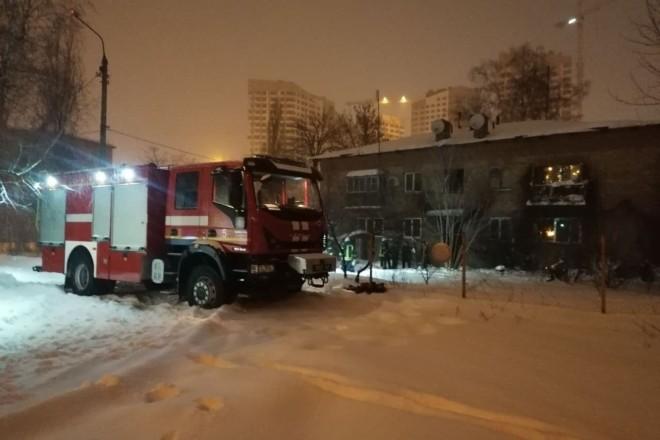 Пожежа в житловому будинку у Дарницькому районі – що відомо