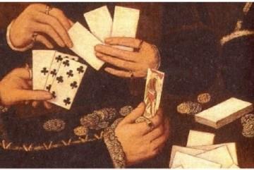 Хто й як вчив киян грати у карти