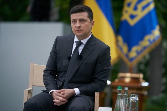 Зеленський прокоментував блокування каналів нардепа ОПЗЖ