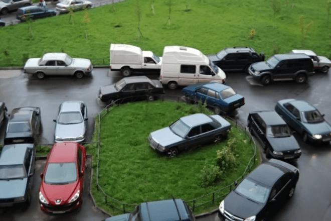 Коли вже навчаться паркуватись? За півтора року – 37 млн грн штрафів