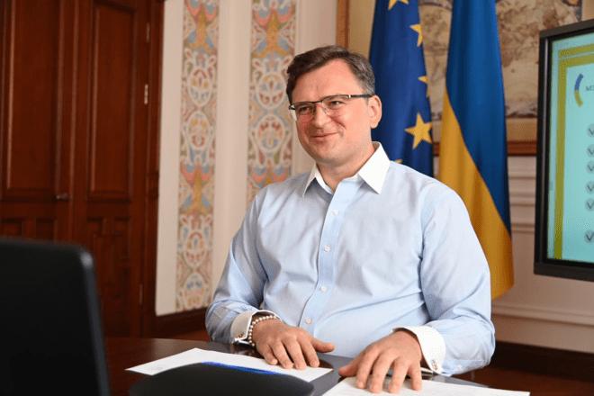 """МЗС готує """"сюрприз"""" до 30-ї річниці Незалежності України – Кулеба"""