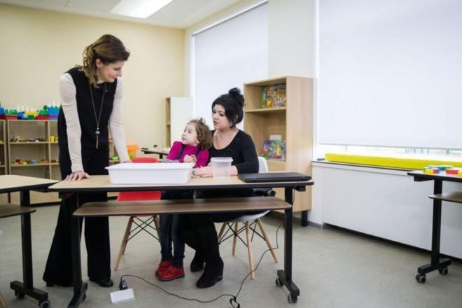 Марина Порошенко: Київ потребує втричі більше ресурсних центрів для діток з особливими потребами, ніж є сьогодні