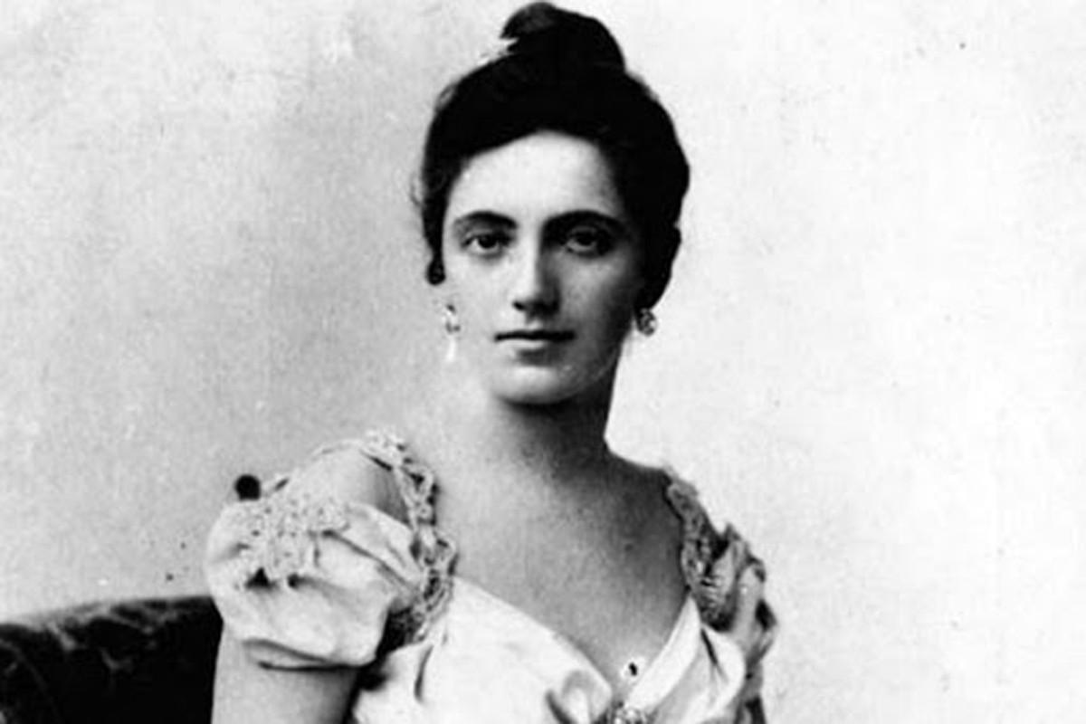 Соломія Крушельницька - оперна співачка