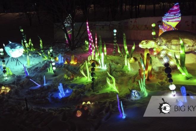 На Фестивалі гігантських китайських ліхтарів влаштують соціальний день. Кого пустять безкоштовно