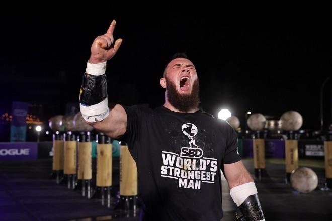 Перемога! Киянин – знову найсильніша людина світу