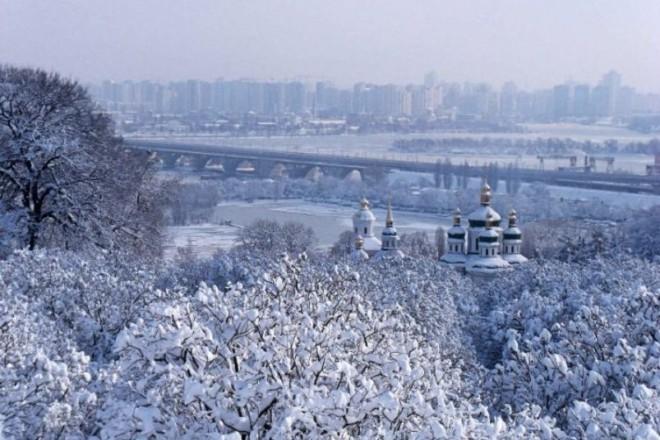"""Холодний та сніжний: головні """"досягнення"""" лютого в Києві"""