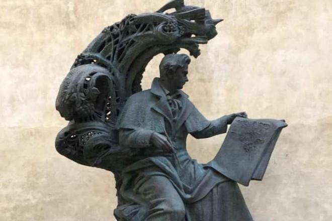 У Флоренції відкриють пам'ятник Тарасу Шевченку – як виглядатиме (ФОТО)