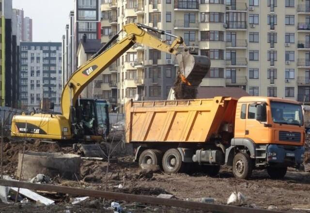 Зачепив ненароком. На Київщині ескаватор пошкодив газопровід