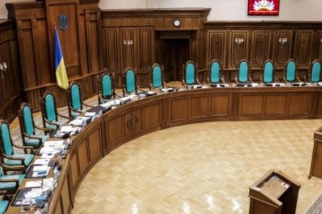 Суддя Голосіївського суду розбиратиметься з протоколами щодо двох колег з КСУ