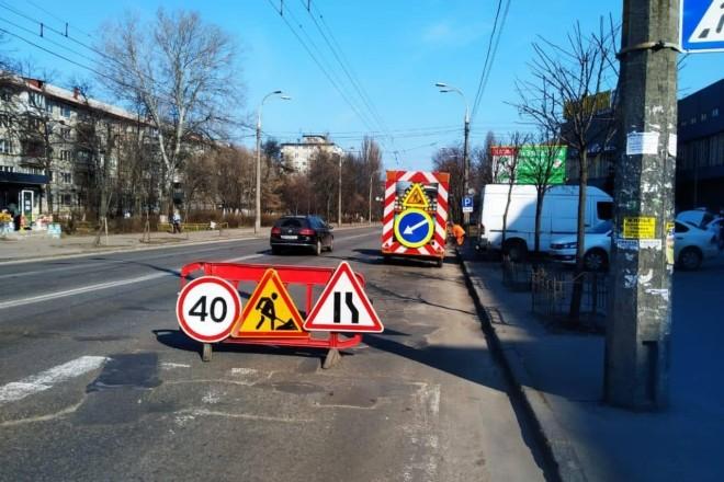Дорожньо-ремонтний сезон в Києві набирає обертів – де тривають роботи