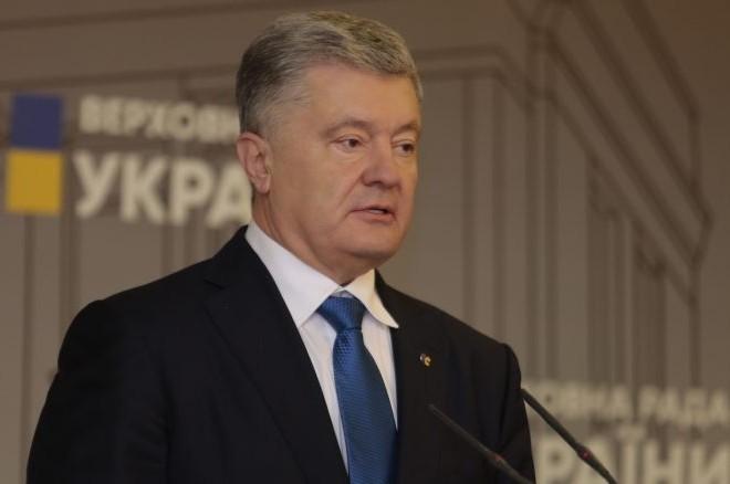 """Україна зараз розплачується за політику """"умиротворення агресора"""" – Петро Порошенко"""