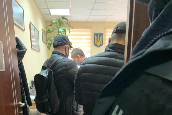 На хабарі в $100 тисяч попався брат скандального голови ОАСК Вовка