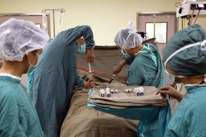 Трансплантація стає на поток. У столиці провели унікальну операцію з пересадки кісткового мозку