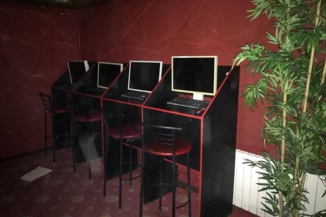 Оце так улов: на Київщині зачинили 36 гральних закладів та вручили 5 підозр організаторам мережі