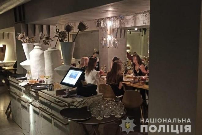 За ігнорування карантину закрили три нічних клуби і ресторан – оштрафували і керівництво закладів, і відвідувачів