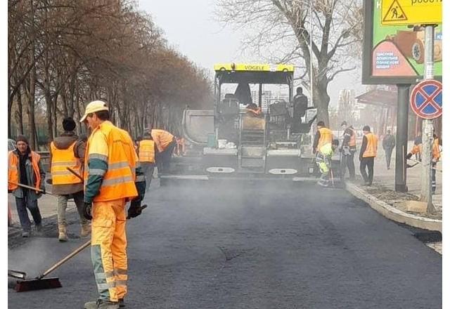На Лук'янівці асфальтуватимуть дорогу – рух обмежать, автобус №31 змінить маршрут