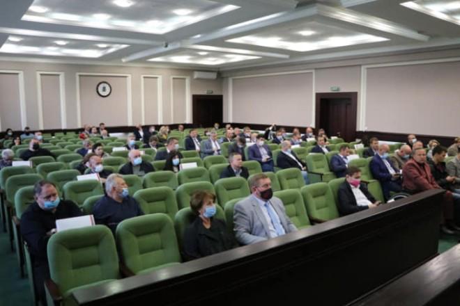 """Позачергова сесія Київоблради незаконна, а рішення можуть бути оскаржені в суді, – """"ЄС"""""""