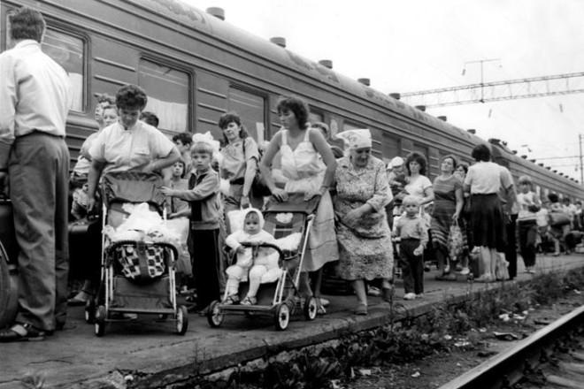 Вчені провели  масштабне дослідження на предмет виявлення мутацій  у дітей ліквідаторів Чорнобильської катастрофи