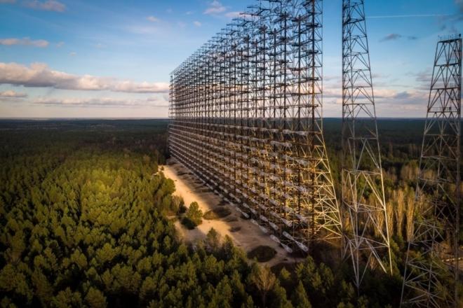 """""""Дятла"""" охоронятимуть. Станцію «Дуга» в Чорнобилі внесли до списку нерухомих пам'яток"""