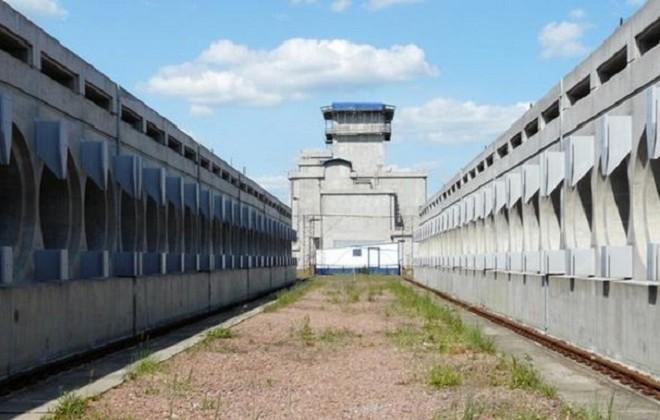 У Чорнобилі запрацювало нове сховище ядерного палива