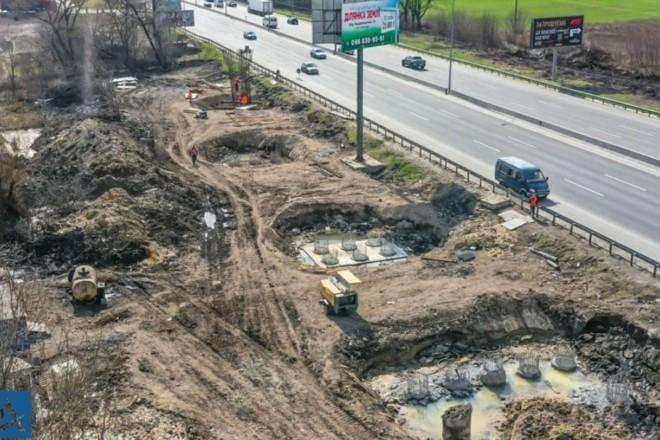Нові транспортні розв'язки з'являться біля Чабанів, Віти-Поштової та Стоянки: деталі