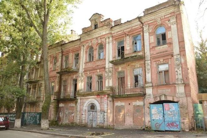 Історичний будинок на Тургенєвській відремонтують за $4 млн